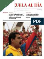 Venezuela Al Día 24.01.2018