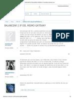 Balancear 2 Ip Del Mismo Gateway _ Comunidad Ryohnosuke