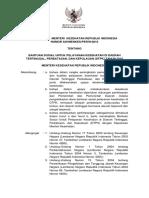 KMK No. 329 ttg Bantuan Sosial Untuk Pelayanan Kesehatan Di .pdf