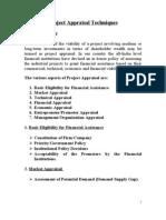 L-4 Project Appraisal