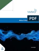 NVivo11 Getting Started Guide Pro Edition Portuguese
