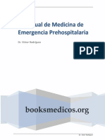 Manual de Medicina de Emergencia Prehospitalaria