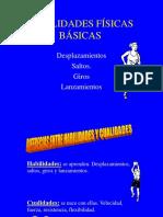 HABILIDADES FISICAS BASICAS