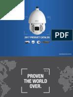Dahua Technology Product Catalog 2017 Web