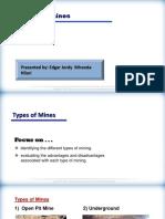 Types of Mines[1]
