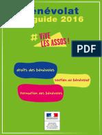 Guide Du Benevolat