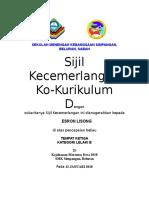 Sijil Merentas Desa (1-3) 2018