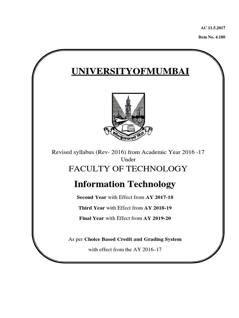 SE BE Information Technology Rev 2016 | Relational Database