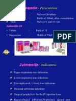 Julmentin 2X Training