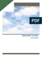 Matrikon - OPC Tunneller User Manual.pdf