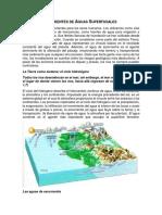 Corrientes de Aguas Superficiales