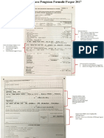 Cara Pengisian Formulir Permohonan Paspor