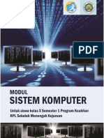 Modul Sistem Komputer
