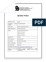 2P-2.3 Quality Policy Eng