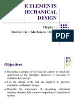 Engineering Design Chapter-1