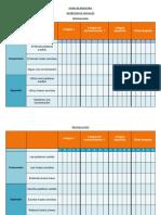 Ficha de Registro y Criterios Pruebas Iniciales
