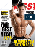 Fitness His Edition - January February 2018