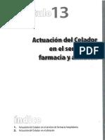 Temas 13, 14, 15, 17 Celador