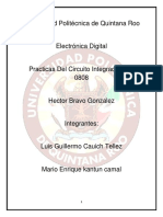Circuito Integrado DAC 0808