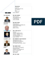 Executive Committee _ Indian Chemical Council (ICC)
