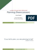 ADSI Planning