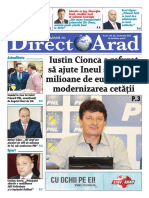 Direct Arad - 92 - 25 ianuarie 2018