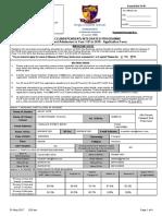 ACS Application Form