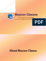 Beacon Classes Best for Medical Coaching