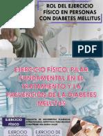 Rol Del Ejercicio Físico en Personas Con Diabetes