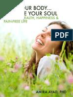 Healing Body Nurture Soul