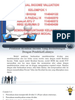 Ppt Residual Income Valuation