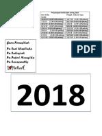 Netball Print Noticeboard