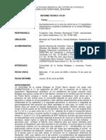 Corantioquia - Informe Técnico Caza de Hipopótamos
