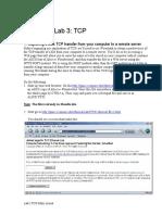 Lab3-TCP