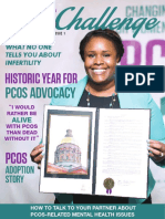 PCOS Challenge Magazine January - March 2018