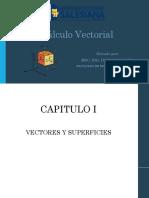 1. Vectores y Superficies. Funciones Vectoriales