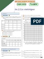 Chingatome Première S Les Statistiques