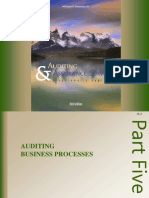 Auditing Business Process
