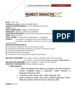 5 Proiect Didactic 2
