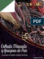 Colada Morada