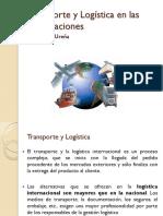 Sistemas de transportación y la logística integrada