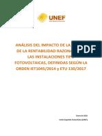 ESTUDIO UNEF