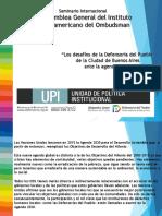 Presentacion Ilo Dpcaba Montevideo