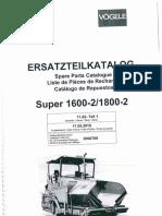 M. Partes - Super1600-2-1800-2