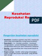 Baruuuu PowerPoint Kesehatan Reproduksi Remaja PUSKES
