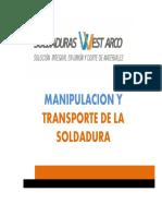 Manipulacio y Transporte de La Soldadura (1)