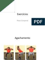 Exercícios Fundamentais