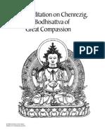 Meditation on Chenrezig