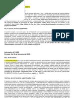 Informativos de 2010 Do STJ