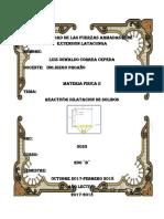 DUn Iversidad de Las Fuerzas Armadas Espe Extension Latacunga